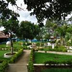 der Garten der Casa