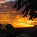 Sonnenuntergang in Brasilien